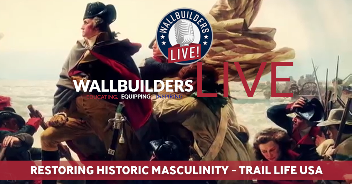 Restoring Historic Masculinity